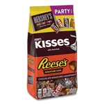 Miniatures Variety Party Pack Assorted Chocolates - 3.5 Oz.