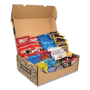 45 Assorted Party Snack Box