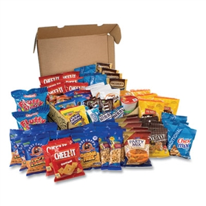 Big Party 75 Assorted Snacks Box