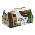 Mocha Frappuccino Coffee 15 Per Pack - 9.5 oz.