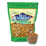Whole Natural Almonds Resealable Bag - 10 oz.