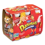 Danimals Assorted Flavors Smoothies - 3.1 oz.