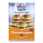 Cheeseburger Sliders 2 Burgers Per Pack - 3.66 Oz.
