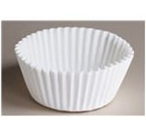 Hoffmaster Baking White Cups 2X1.25X4.25in.