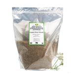 Organic Cumin Seeds Whole Resealable Bag - 5 lb.