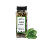 Organic Bay Leaf Whole - 1.5 oz.