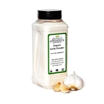 Organic Garlic Powder - 18 oz.