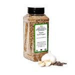 Organic Garlic Pepper Seasoning and Rub - 24 oz.