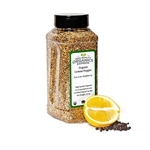 Organic Lemon Pepper Seasoning and Rub - 21 oz.