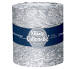 Kleenex Cottonelle White 2 Ply Toilet Tissue - 4 in. x 4 in.