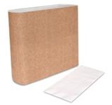 Scott MegaCartridge 1 Ply White 6.5 in. x 8.5 in. Dispenser Napkins