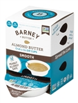 Barney 1oz. Dip Cup Smooth Almond Butter