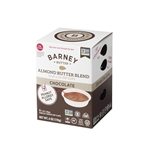 Barney 1 oz. Dip Cup Chocolate Almond Butter