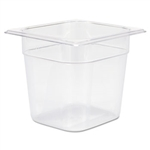 Cold Food Pan Clear - 2.5 Qt.