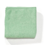 Microfiber Green Reuse Cleaning Cloth - 16 in. x 16 in.