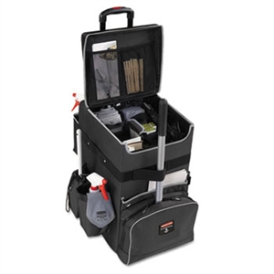 Executive Dark Gray Large Quick Cart - 16.5 in. x 14.3 in.