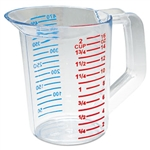 Bouncer Clear Measuring Cup - 1 Pint
