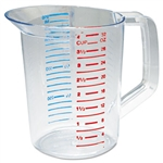 Bouncer Clear Measuring Cup - 1 Qt.
