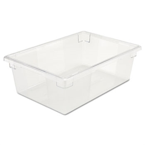 Clear Food and Tote Boxes - 12.5 Gal.
