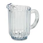 Bouncer Clear Pitcher - 60 oz.