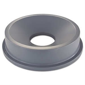 Round Gray Funnel Top for 2632 Containers