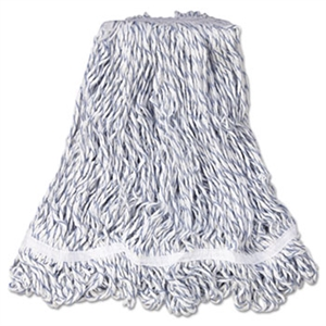 Web Foot Medium White Finish Mop