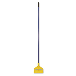 Invader Side Gate Fiberglass Blue Wet Mop Handle - 60 in.