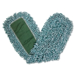 Microfiber Looped-End Dust Mop Head - 36 in.