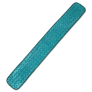 Microfiber Dry Hall Green Mop - 36.5 in.