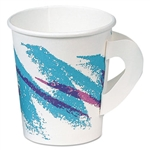 Jazz Paper Hot Cup with Handle - 6 oz.