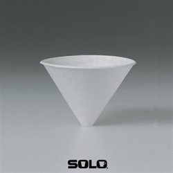 Solo 6 oz. Funnel Cup