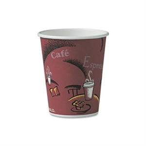 Bistro Paper Hot Drink Cup - 10 oz.