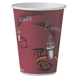 Bistro Poly Lined Paper Hot Cup - 12 oz.