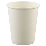 Sweetheart Untreated Water Cups 8 oz