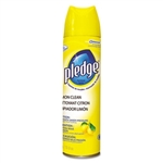 Pledge Opaque Lemon Scent 17.7 oz. Can Furniture Polish