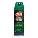 Deep Woods Off Clear 25 Percentage 6 oz. Can Deet Insect Repellent