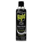 Raid Clear Unscented 14 oz. Can Aerosol Wasp and Hornet Insecticide