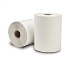 EcoSoft Green Seal Natural White Simi-Bleach Roll Towel - 8 in. x 425 ft.