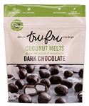 Tru Fru Coconut Melts Dark Chocolate - 4.2 Oz.