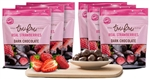 Tru Fru Real Strawberries Dark Chocolate - 4.2 Oz.