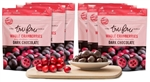Tru Fru Whole Cranberries Dark Chocolate - 3.2 Oz.