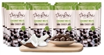 Tru Fru Coconut Melts Dark Chocolate - 2.1 Oz.