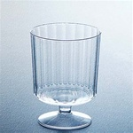 Clear Prestige Stem Cups 8 oz.