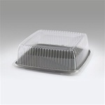 Clear Profiles 14 in. x 14 in. High Dome Lid