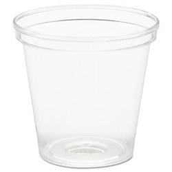 Clear Plastic 1 oz. Condiment Cups