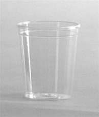 Cometware Shooter and Shot 2 oz. Plastic Cup