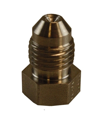 -03 Flare Plug Stainless