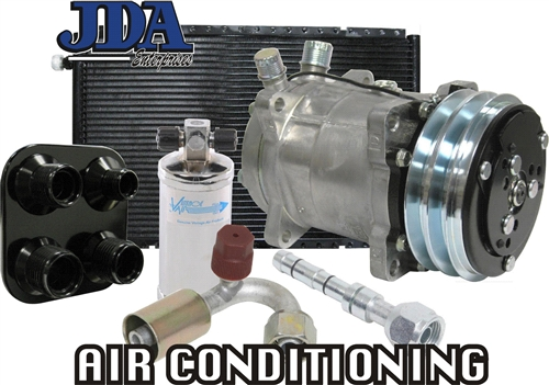 A/C HOSE, FITTINGS, COMPRESSORS AND CONDENSERS