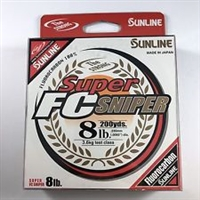 Sunline Super FC 200 Yards 8 Lb.