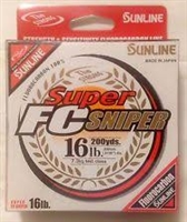 Sunline Super FC 200 Yards 16 Lb.